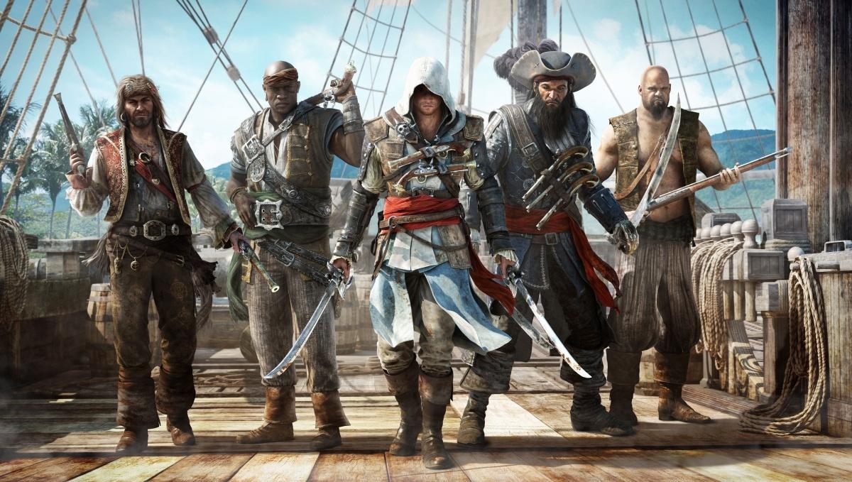 Ubisoft раздаёт бесплатно сразу три игры