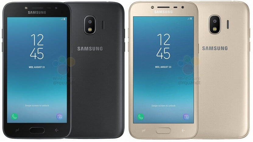 Утечка: фото и характеристики бюджетного Samsung Galaxy J2 (2018)