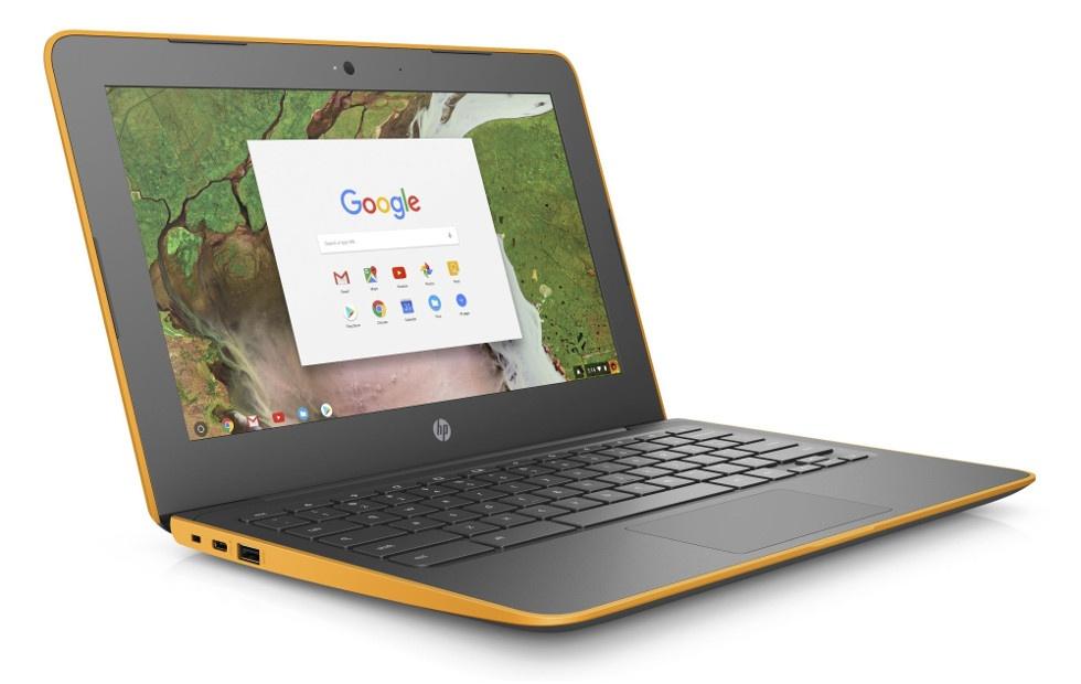 HP привезет на CES 2018 новые хромбуки