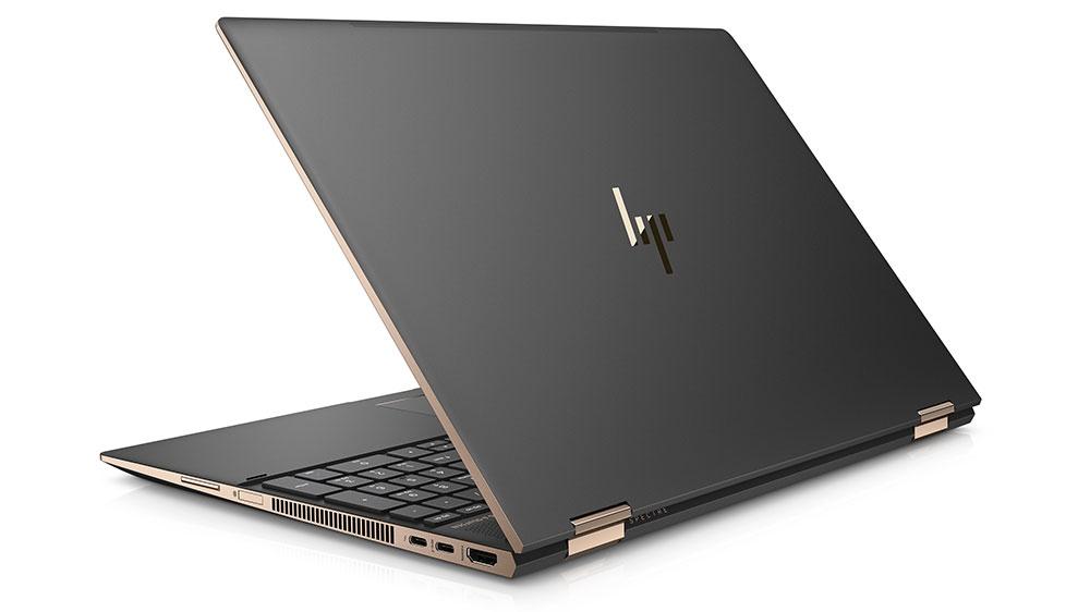 HP показала новый ноутбук Spectre 15 x360