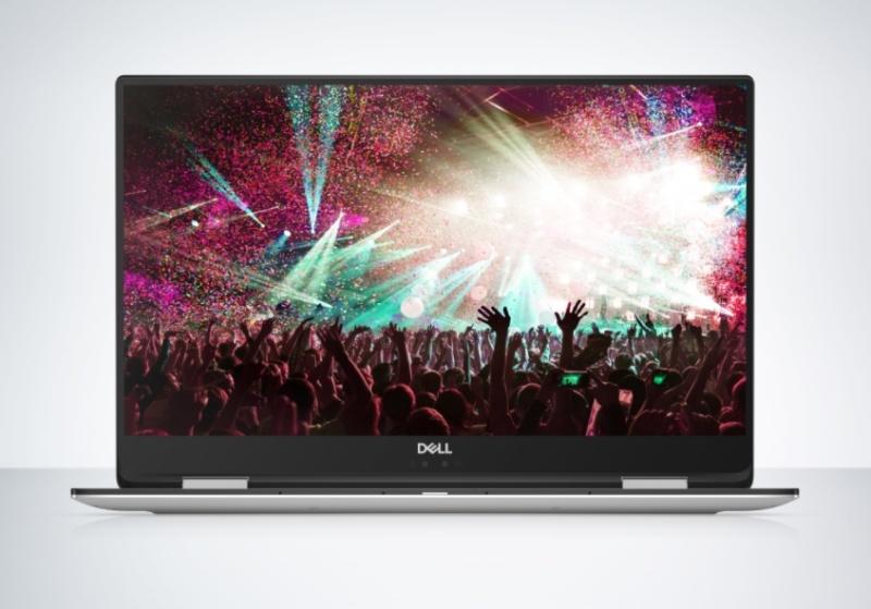 Dell обновила ноутбуки XPS 15 — они стали гибридными