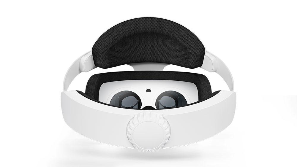 Lenovo иGoogle представили автономный шлем виртуальной реальности