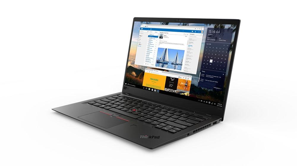 CES 2018: новые Lenovo ThinkPad X1 Carbon, Yoga иTablet