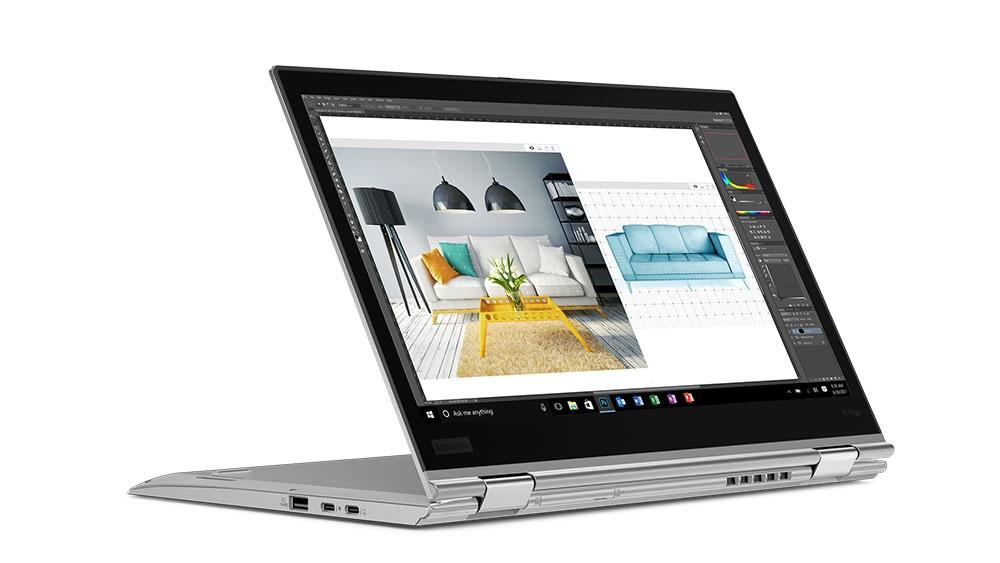 Обновленные Lenovo ThinkPad X1 Carbon, Yoga иTablet наCES 2018