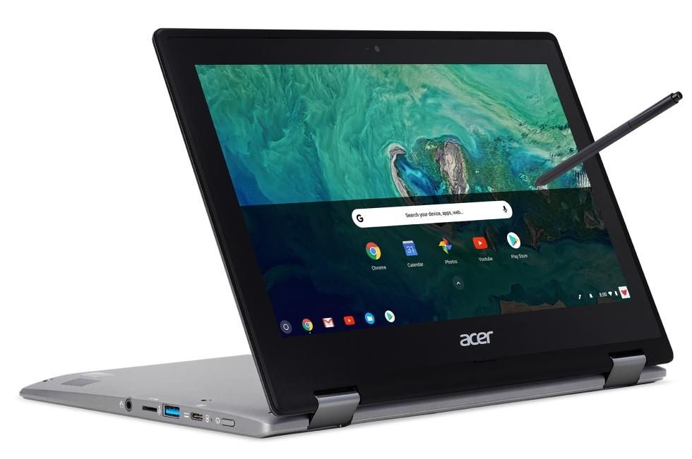 Acer представила миниатюрный компьютер Chromebox идва дешевых ноутбука