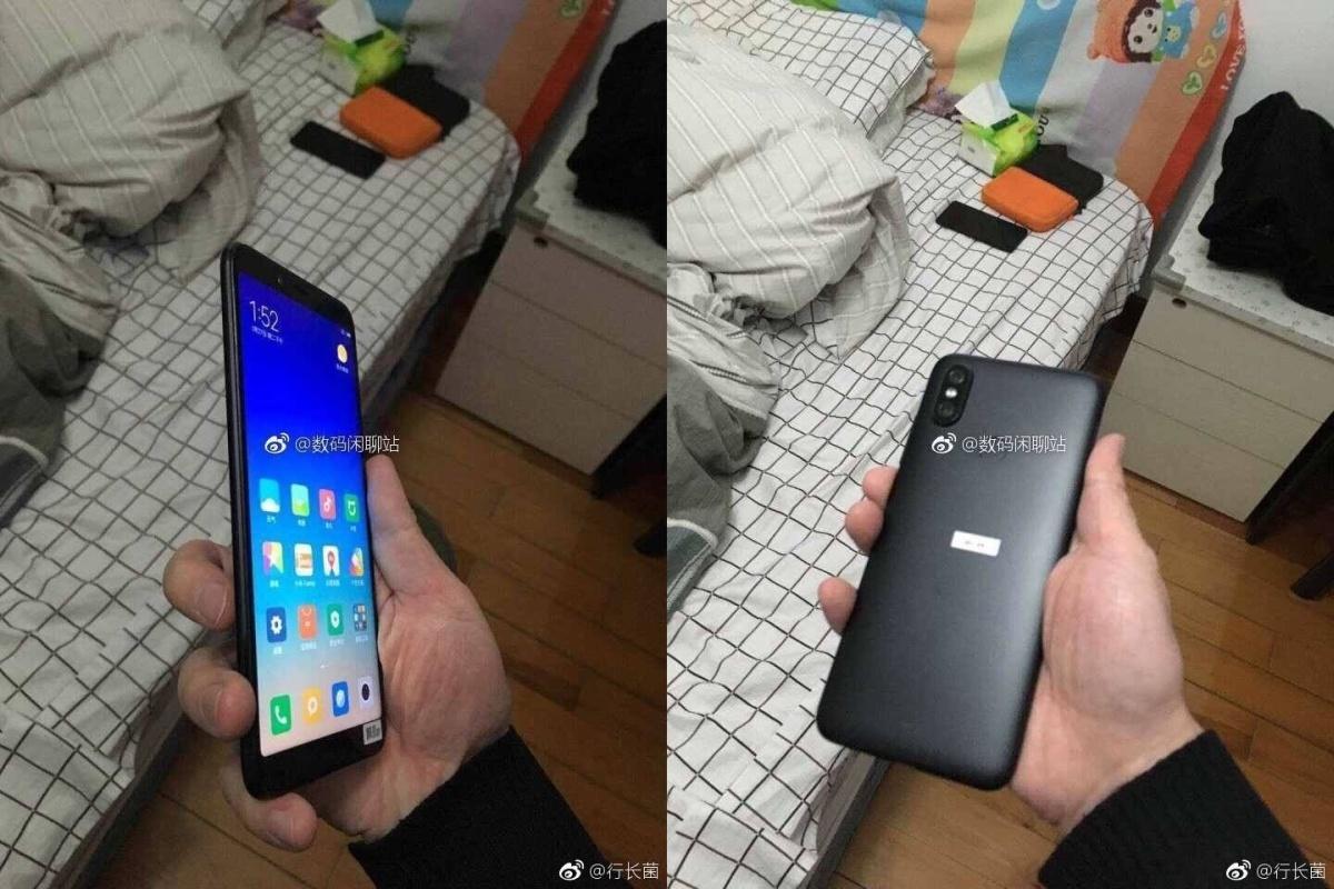Появились фото предполагаемого Xiaomi Mi 6X