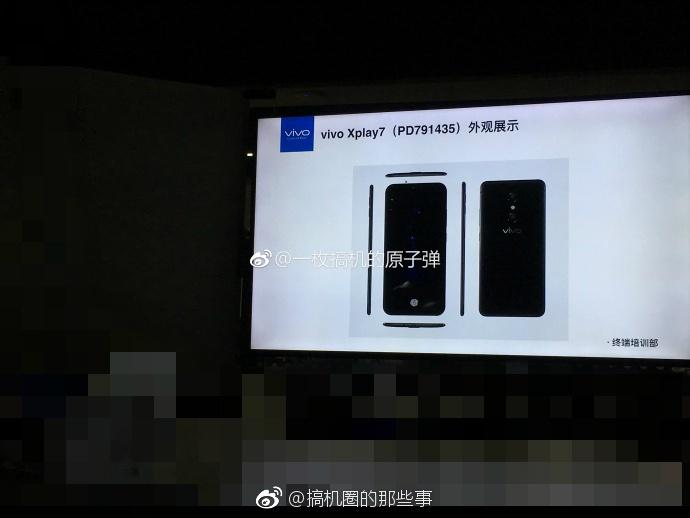 Vivo Xplay7 будет первым телефоном с10 ГБоперативной памяти