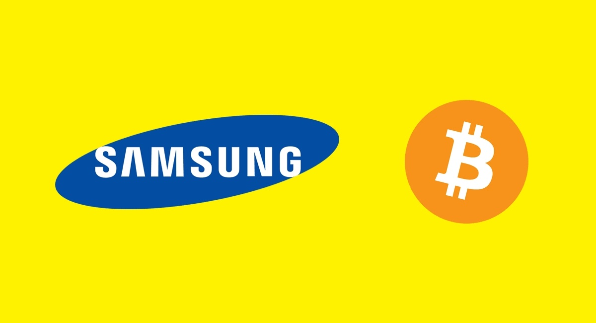 Слух Samsung разрабатывает чипы для майнинга криптовалют