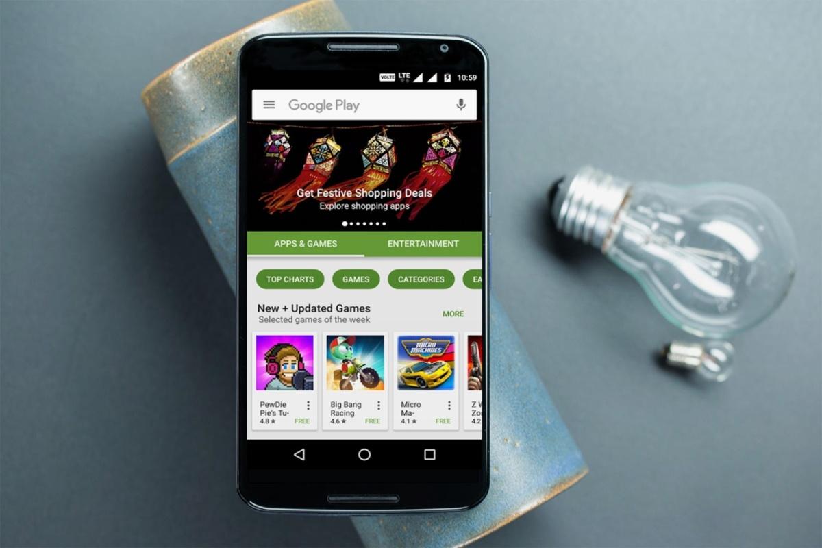 За 2017 год Google удалила из Play Store 700 тысяч приложений которые нарушили правила