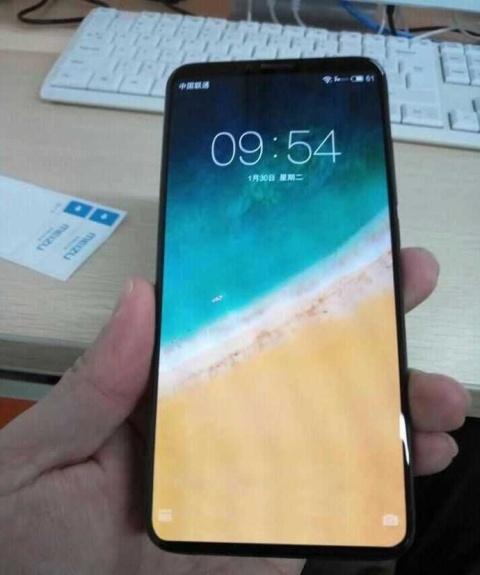 Смартфон Meizu E3 показался нафото 02.02.2018 13:00 Максим Мишенев
