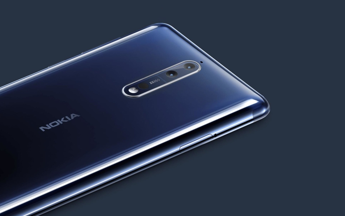 HMD Global зарегистрировала торговую марку Nokia 8 Sirocco