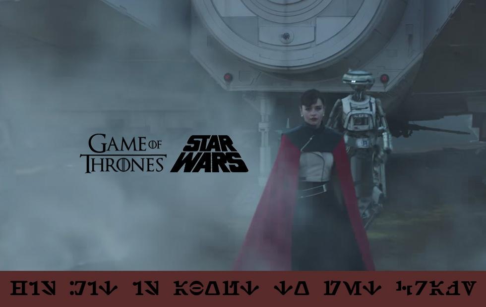 Создатели сериала Игра престолов займутся Звездными войнами