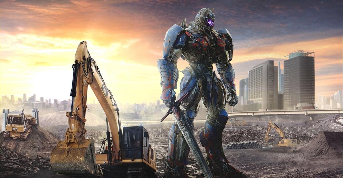 Paramount может провести перезапуск «Трансформеров»