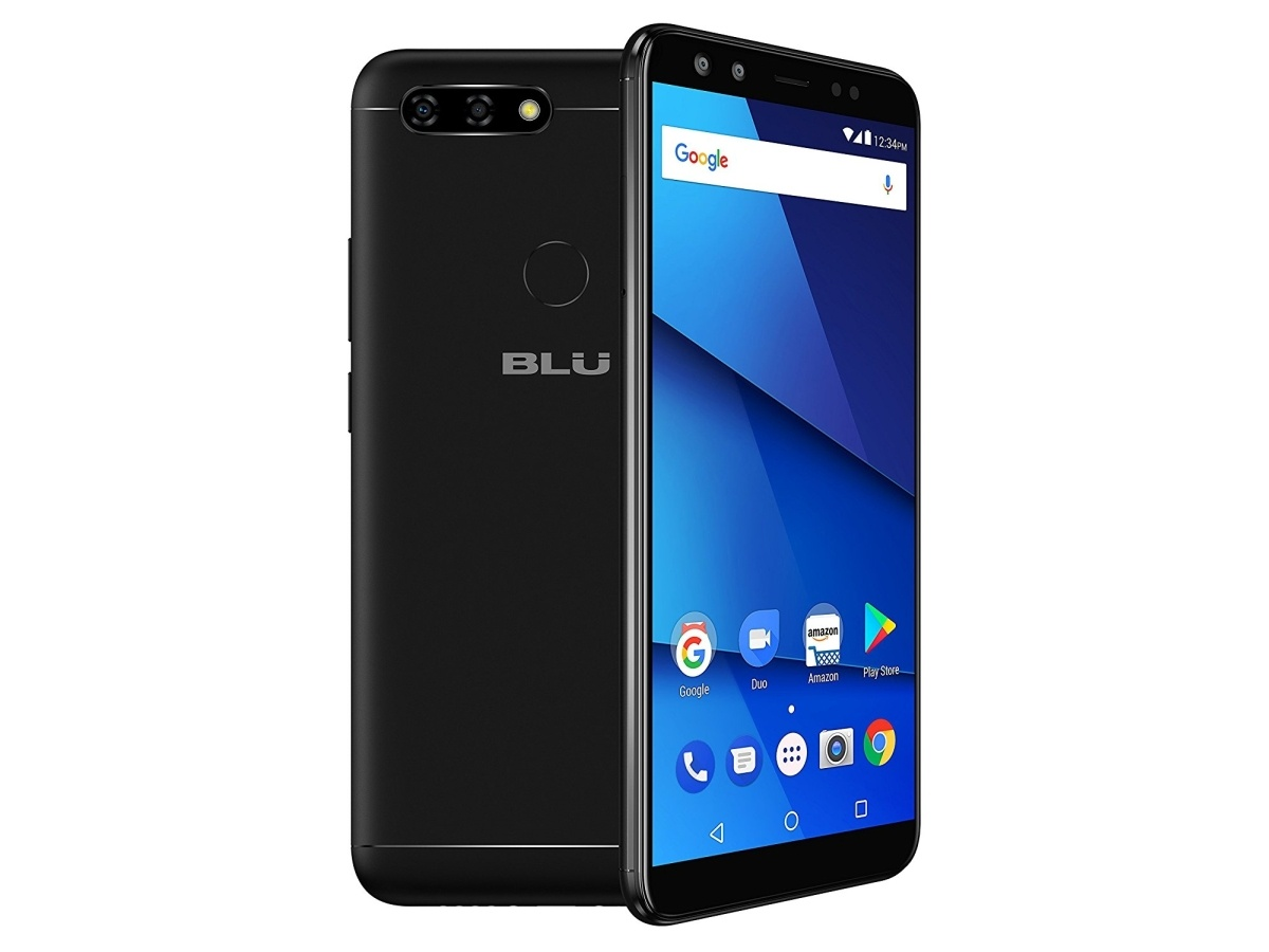 Новый оснащенный четырьмя камерами смартфон Blu Vivo Xоценен в250 долларов