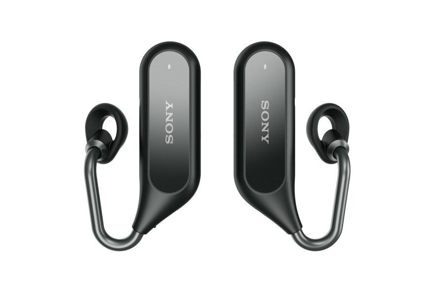 MWC 2018: Сони представила революционные наушники Xperia Ear Duo