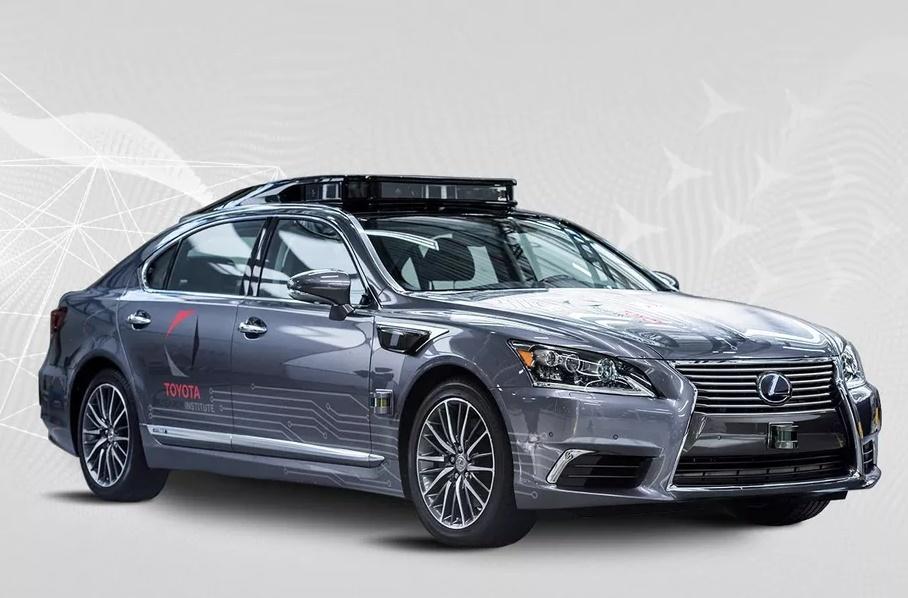 Тойота планирует инвестировать 2,8 млрд USD вразработку систем автономного вождения