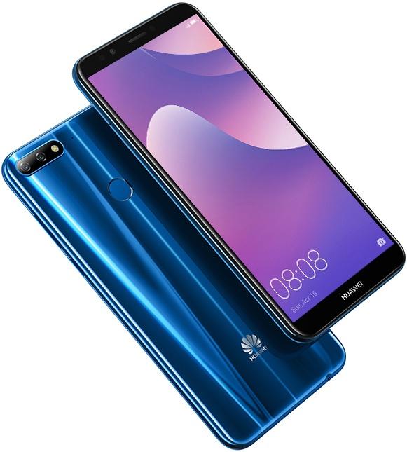 Huawei оснастила смартфон Y7 Prime двойной камерой