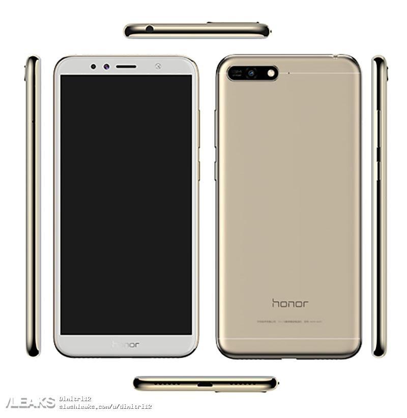 Huawei готовит смартфон Honor 7A наплатформе Snapdragon 430
