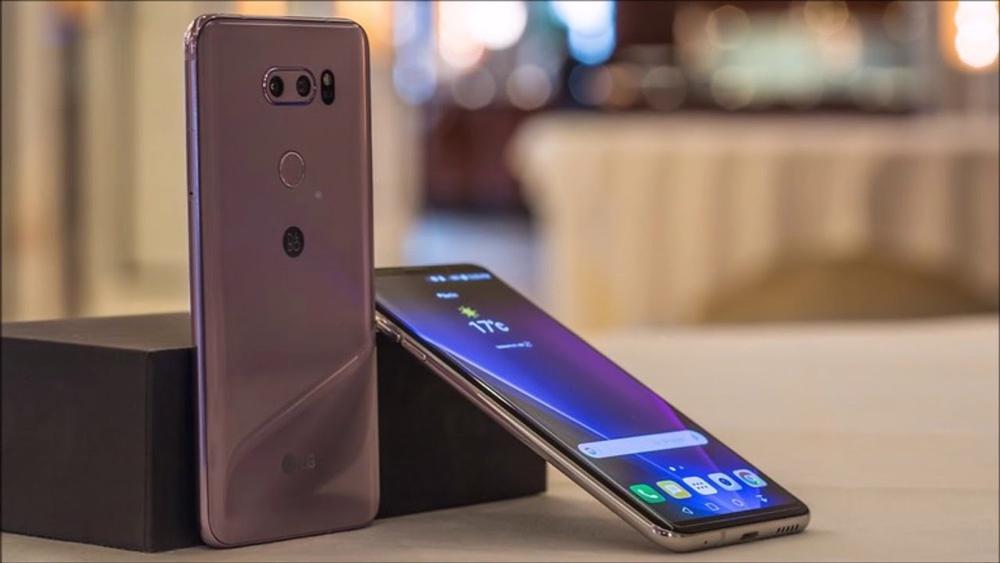 LGV35 ThinQ получит 6-дюймовый экран исдавленную камеру— Слухи