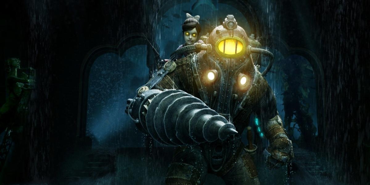 2K Games разрабатывает новейшую часть Bioshock— Kotaku