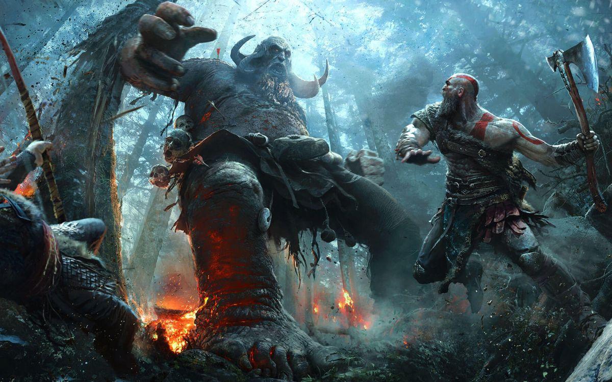 God ofWar стартовала лучше всех прошлых эксклюзивов PS 4