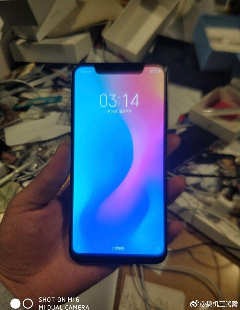 В Сеть утекли новые фотографии Xiaomi Mi 7
