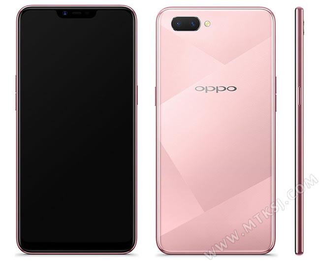 Вweb-сети интернет представили смартфон Oppo A5