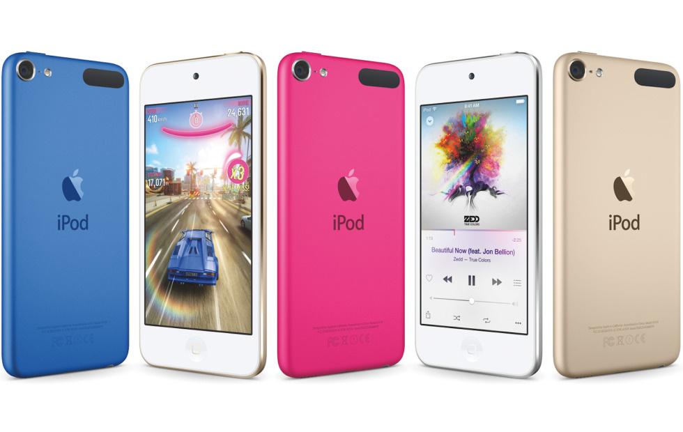 Компания Apple может выпустить iPhone сUSB-C иновый iPod Touch