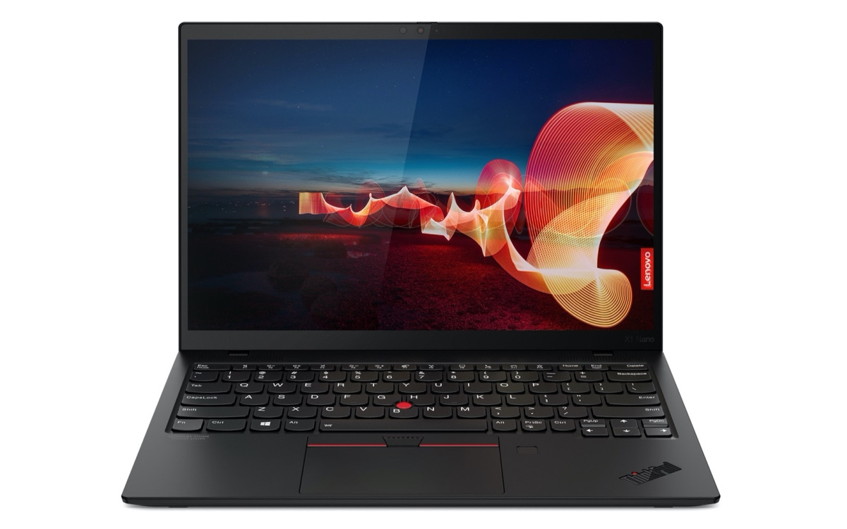 Lenovo показала ультралегкий ноутбук ThinkPad X1 Nano