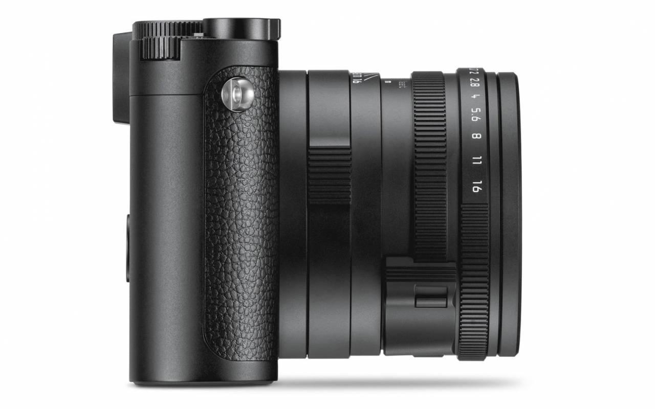 Leica Q2 Monochrom — черно-белая камера за $5 тысяч