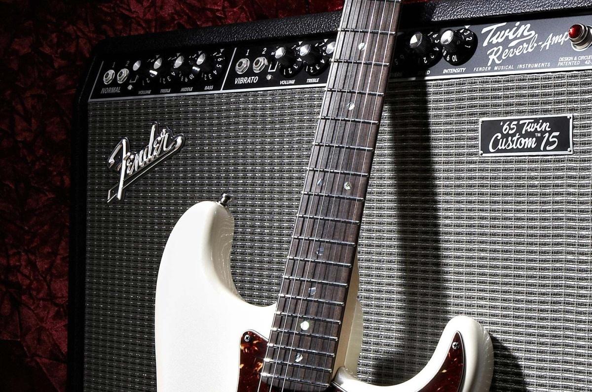 Как выбрать гитарный комбоусилитель?