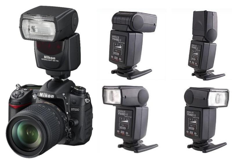 Как выбрать фотовспышку?