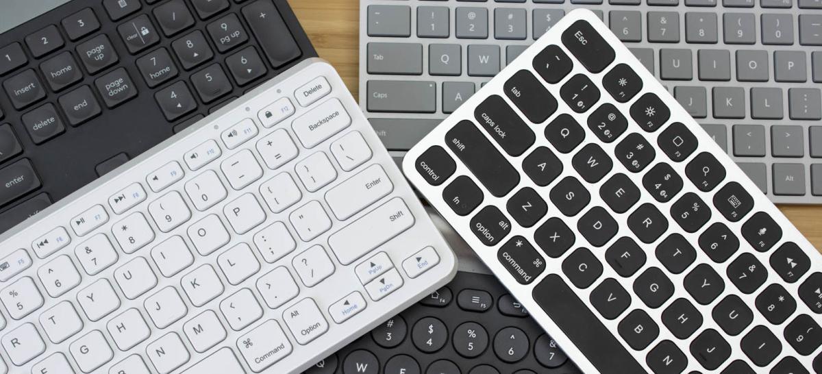 Топ-10 беспроводных клавиатур для работы и игр