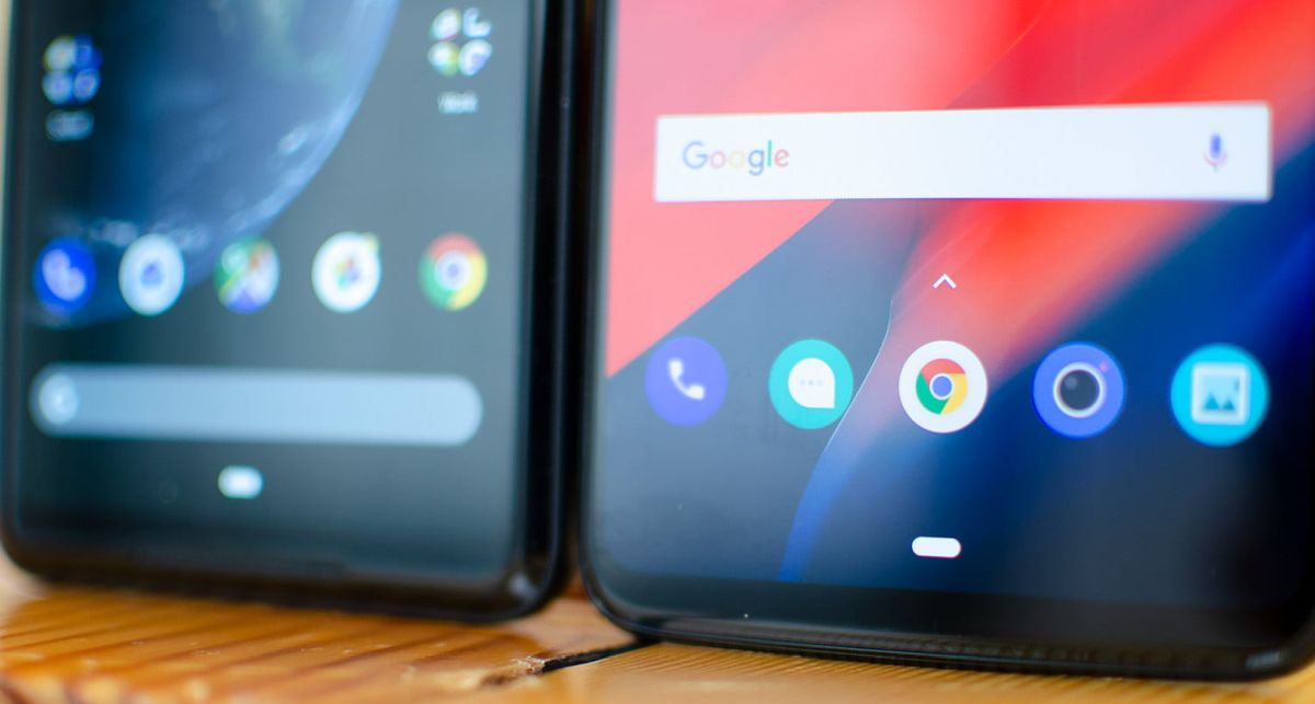 Чем отличаются «чистый» Android, OxygenOS, Samsung One UI