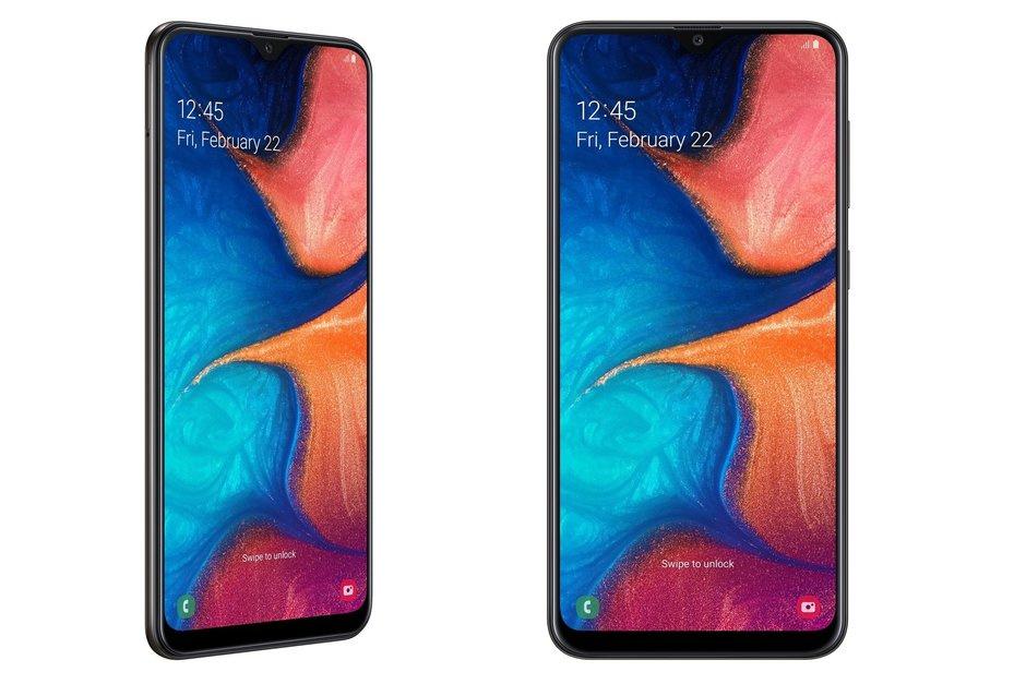 892ee4579d725 Samsung представила недорогой смартфон Galaxy A20 - Новости